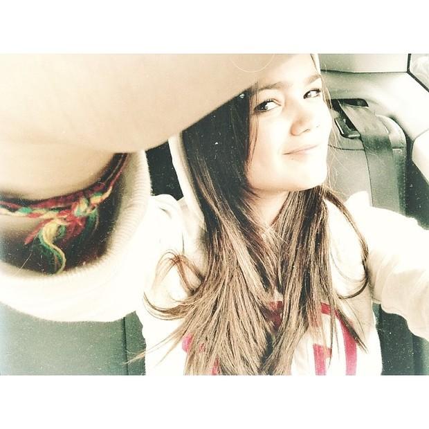 Suzazza Freitas, filha de Kelly Key (Foto: Instagram / Reprodução)