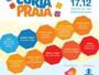 Curta,Praia traz aula de badminton para o Quiosque da Globo, dia 17
