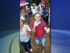 Sem salários, funcionários da Santa Casa de Neves Paulista protestam