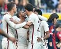 Roma e Lazio vencem e se mantém na perseguição ao líder Juventus na Itália