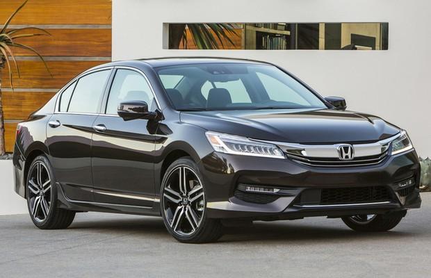 Honda Accord 2016 (Foto: Divulgação)