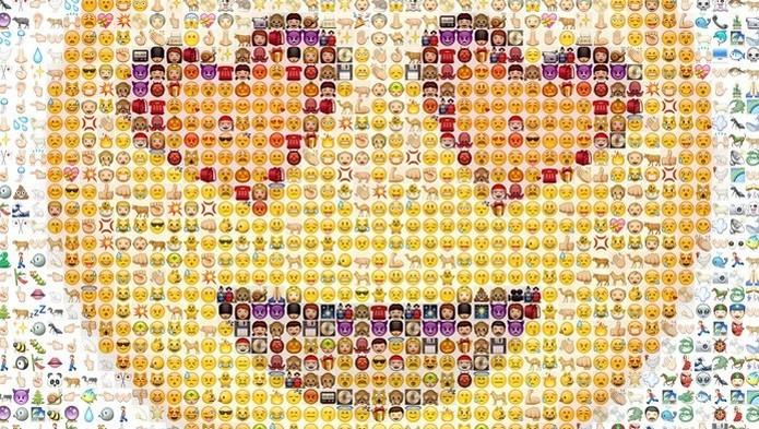 Consórcio Unicode libera 37 novos emojis (Foto: Divulgação/ Emoji Keyboard) (Foto: Consórcio Unicode libera 37 novos emojis (Foto: Divulgação/ Emoji Keyboard))