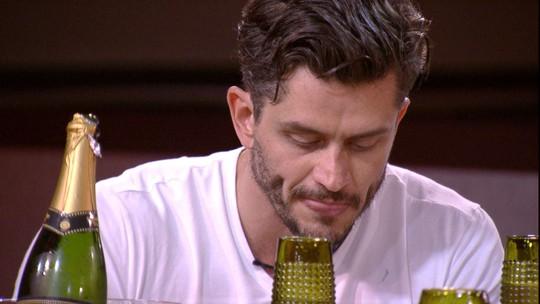 Marcos pensa em dar o Anjo para Ilmar, mas faz ressalva: 'Não vale esse esforço'