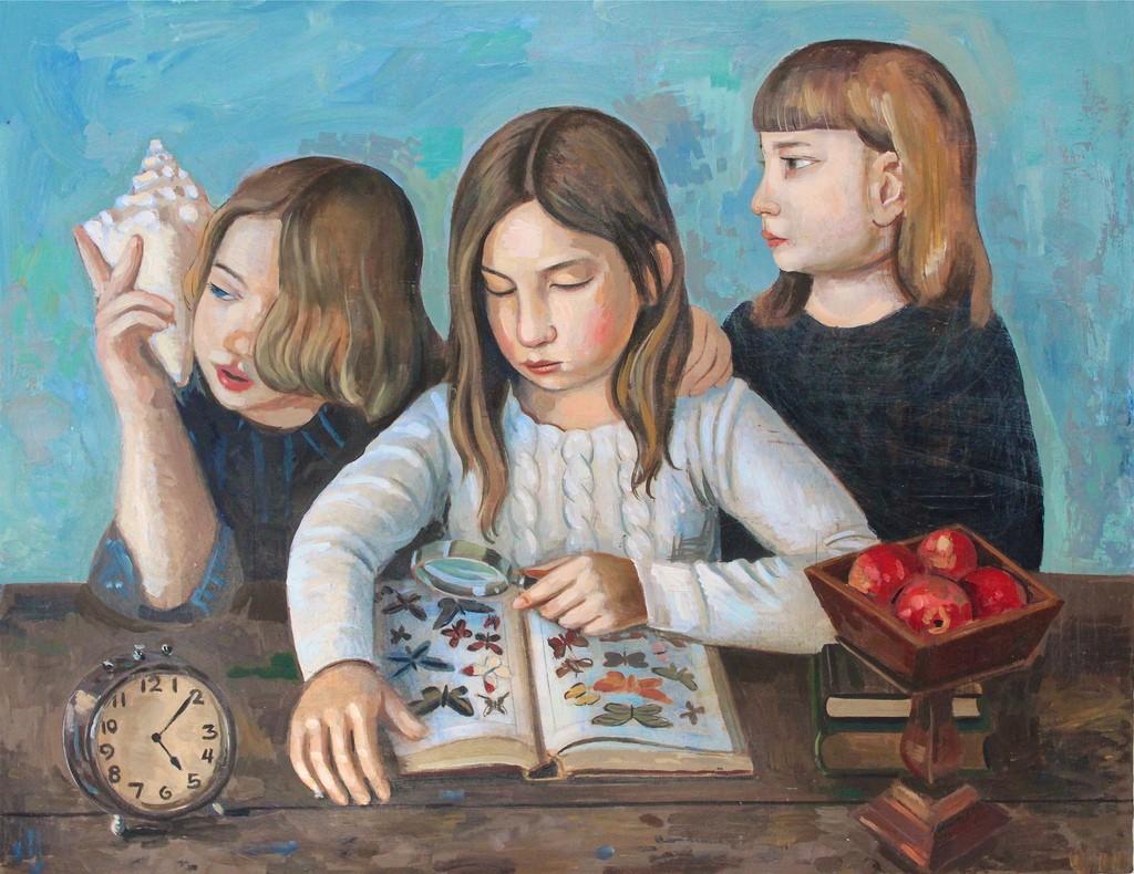crianças estudando (Foto: Flickr/Rick&Brenda Beerhorst)