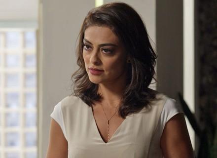 Carolina descobre que Arthur vai falir se perder aposta: 'Quero afundá-lo na lama'