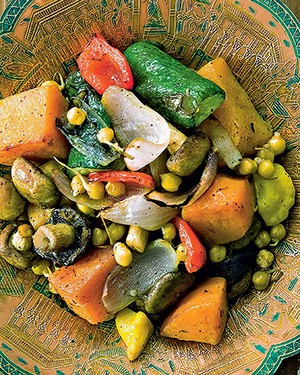 Vegetais mediterrâneos assados (Foto: StockFood/Gallo Images Pty Ltd.)