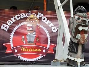 Barca do Forró completa 18 anos (Foto: Edvânia Maria Alves/Arquivo pessoal)
