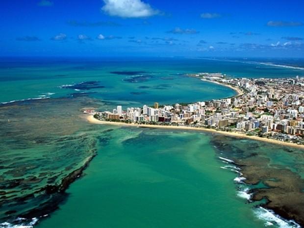 Maceió (AL) é um dos destinos procurados pelos moradores da cidade nessas férias (Foto: Divulgação / CVC)