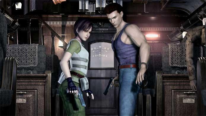Resident Evil 0 chega remasterizado nas novas plataformas (Foto: Divulgação/Capcom)