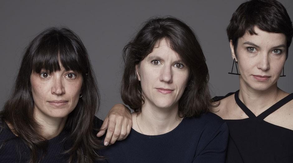 Florencia Ferrari, Gisela Gasparian e Elaine Ramos: sócias a frente da Ubu (Foto: Divulgação)