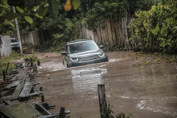 Land Rover Discovery 5 (Foto: Divulgação)