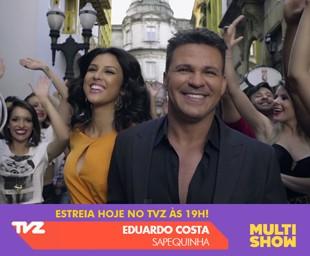 tvz eduardo costa (Foto: Multishow)