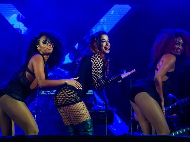 Anitta em show em Ibitinga, no interior de São Paulo (Foto: Manuela Scarpa/ Foto Rio News)