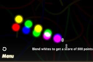 RGBlend, jogo de combinação de cores