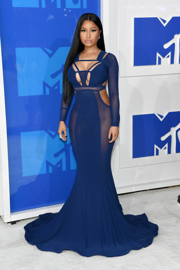 Nicki Minaj (Foto: Jamie McCarthy/Getty Images)
