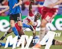 """""""May the fourth"""": times de Nova York da MLS homenageiam Dia do Star Wars"""