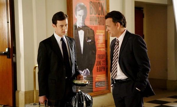 Tom e Colin Hanks (Foto: Divulgação)