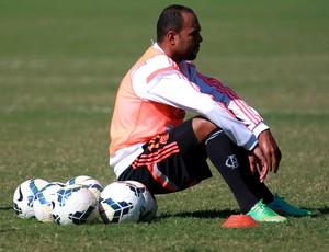 Treino Flamengo alecsandro (Foto: Gilvan de Souza / Flamengo)