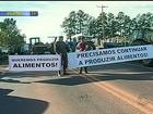 Após protesto por demarcação de terras, rodovias do RS são liberadas