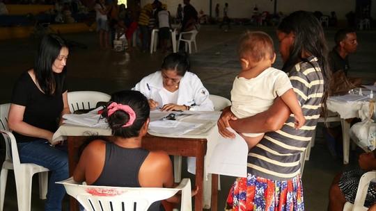 Governo planeja 200 vagas em centro de acolhimento para venezuelanos em RR