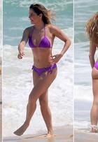 Deborah Secco perde 10kg de gordura. Saiba como são treino e dieta da atriz