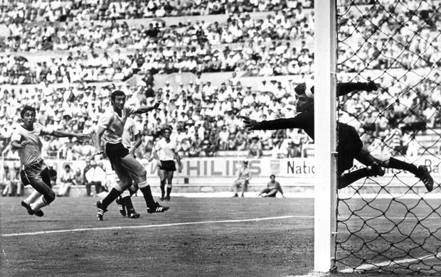 Mazurkiewicz  goleiro Uruguai arquivo (Foto: Getty Images)
