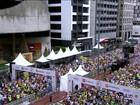 São Silvestre teve mais de 30 mil corredores, alguns até sem inscrição