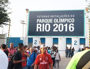 Greve Parque Olímpico e Vila Olímpica (Foto: Thierry Gozzer)