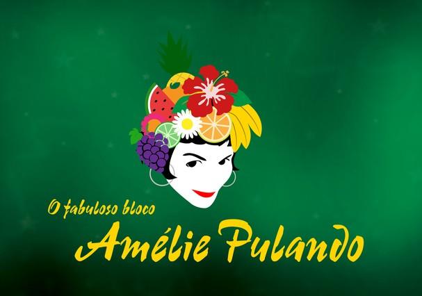 O Fabuloso Bloco Amélie Pulando ocorre sábado, em SP  (Foto: Divulgação)