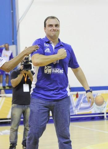 Léo Costa, Macaé basquete (Foto: Raphael Bózeo / Macaé Basquete)