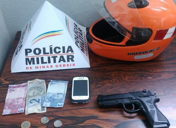 DIV Prisão em Flagrante (Foto: Polícia Militar/Divulgação)