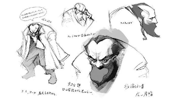 Um Mestre Literário em Street Fighter 5 provavelmente ficaria um pouco deslocado no meio dos lutadores (Foto: Divulgação/Capcom)