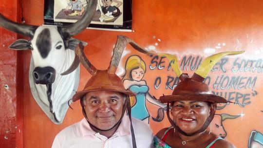 'Bar do Corno' é local de diversão e encontro de amigos e família