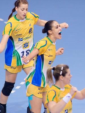 handebol Brasil x Dinamarca (Foto: Cinara Piccolo / Photo&Grafia)