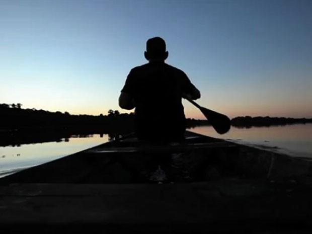 Cena do filme Amazônia eterna (Foto: Divulgação)