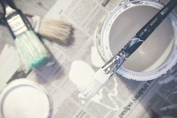 G1 - Pincel: escolha o modelo certo para cada tipo de pintura ...