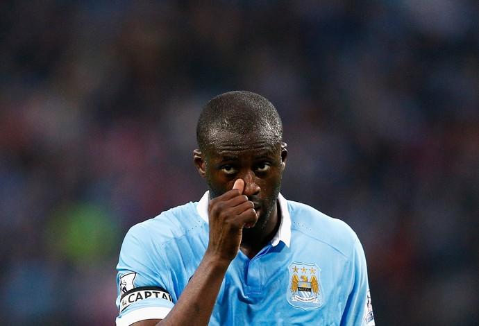 Yaya Touré - Manchester City (Foto: Getty Images)