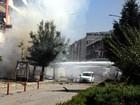 Explosão de carro-bomba deixa 48 feridos na Turquia