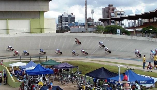 Campeonato Brasileiro Júnior de Ciclismo Maringá (Foto: Divulgação)