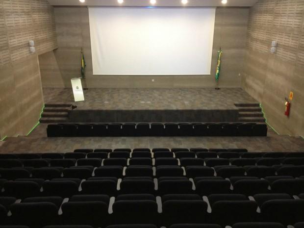 Cinema do Castelão (Foto: Secopa/Divulgação)