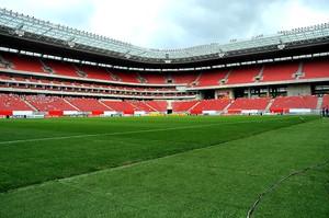 Arena PE TR (Foto: Aldo Carneiro / Pernambuco Press)