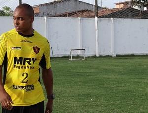 rodriguinho sport (Foto: Elton de Castro / GloboEsporte.com)