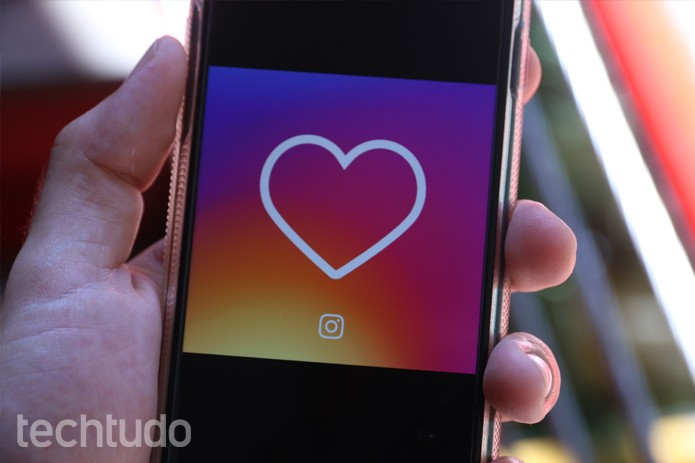 Nova função instagram (Foto: Carolina Ochsendorf/TechTudo      )