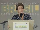 Dilma sobre transposição: 'não vamos permitir a repetição de histórias tristes'