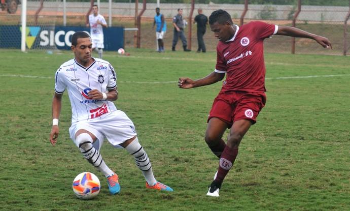 Edu, atacante do Rio Branco-ES (Foto: Fernando Madeira/A Gazeta)