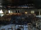 Incêndio destrói parte da estrutura do Centro Cultural de Rebouças