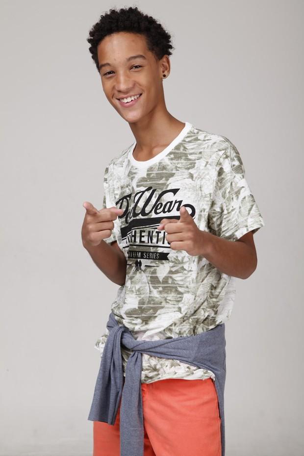 Nicollas Paixão (Foto: Divulgação)