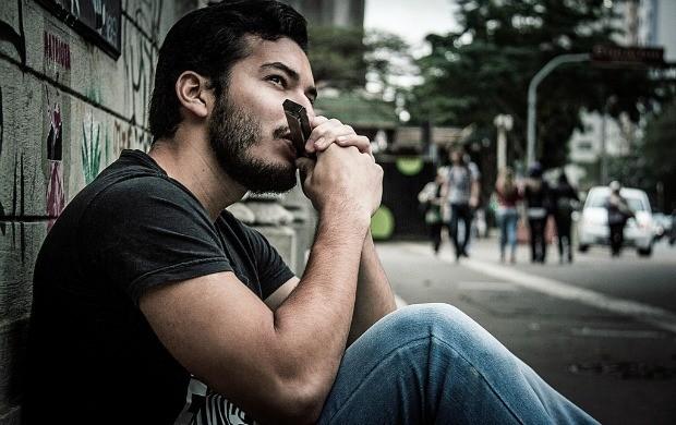 Begê Muniz faz sua segunda participação em novelas da Globo (Foto: Janssem Cardoso)