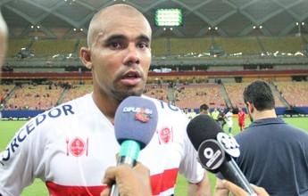 Após empate e eliminação para o Vila, Felipe ressalta garra fastiana no duelo