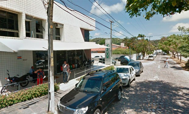 Sede do Idema, no bairro de Lagoa Nova, zona Leste de Natal (Foto: Google Mapas)